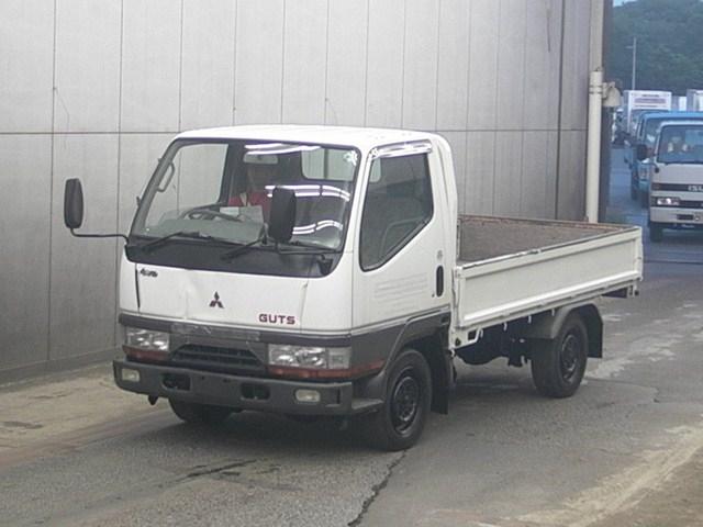 Mitsubishi Fuso Canter Guts