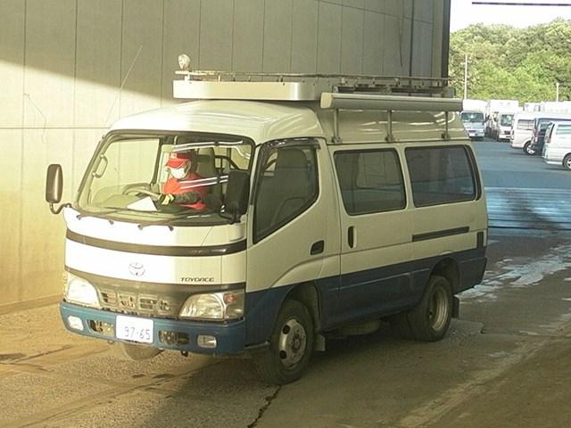 Toyota Toyoace Root Van