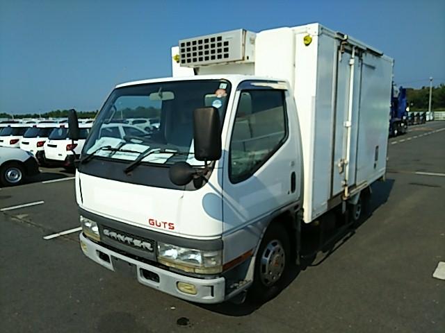 Mitsubishi Canter Guts