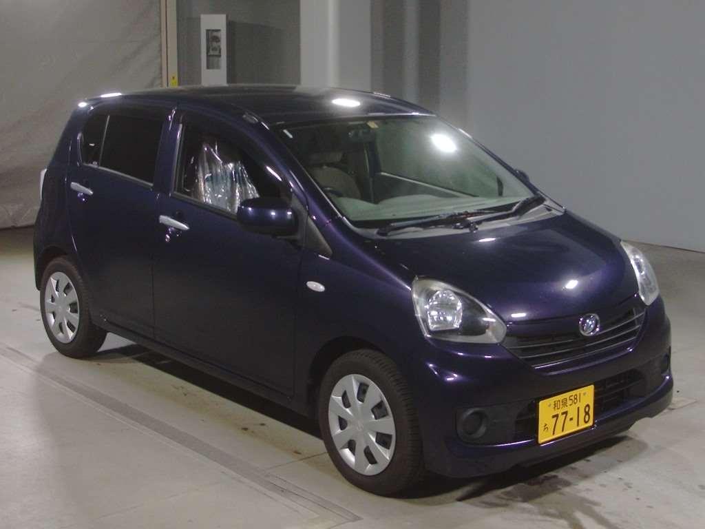 Daihatsu MIRA E-S