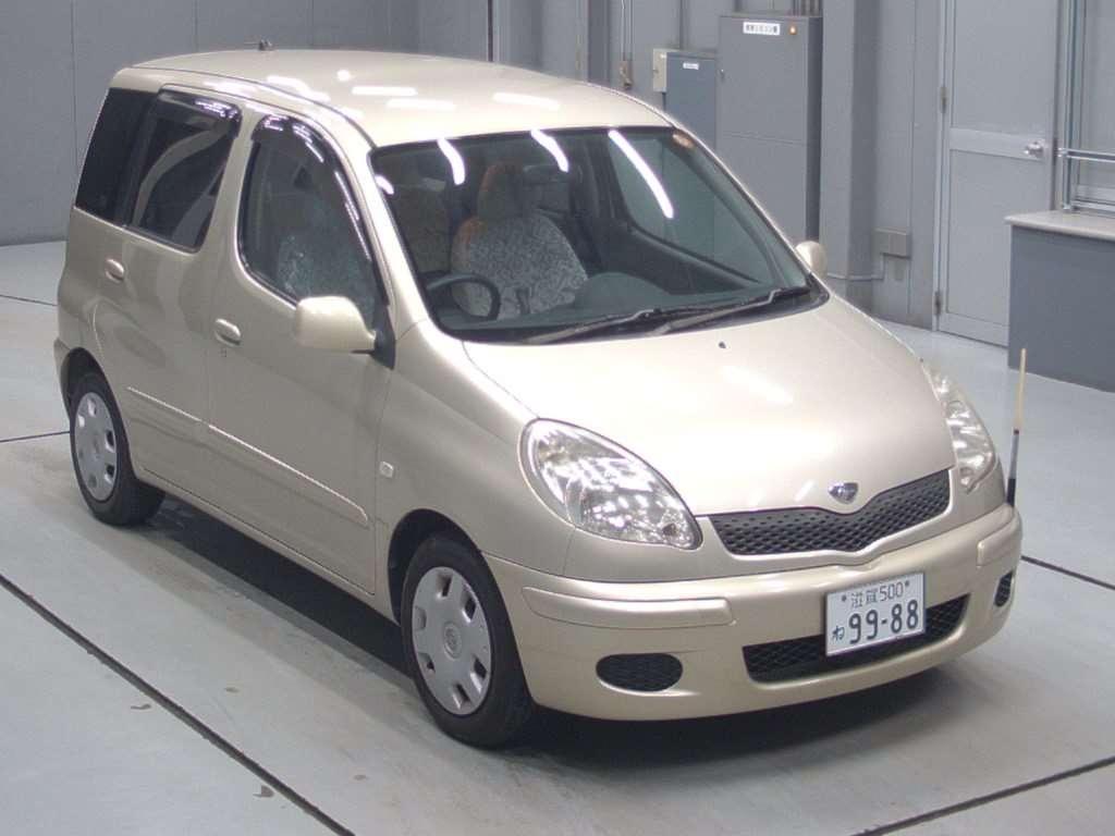 Toyota Fun Cargo
